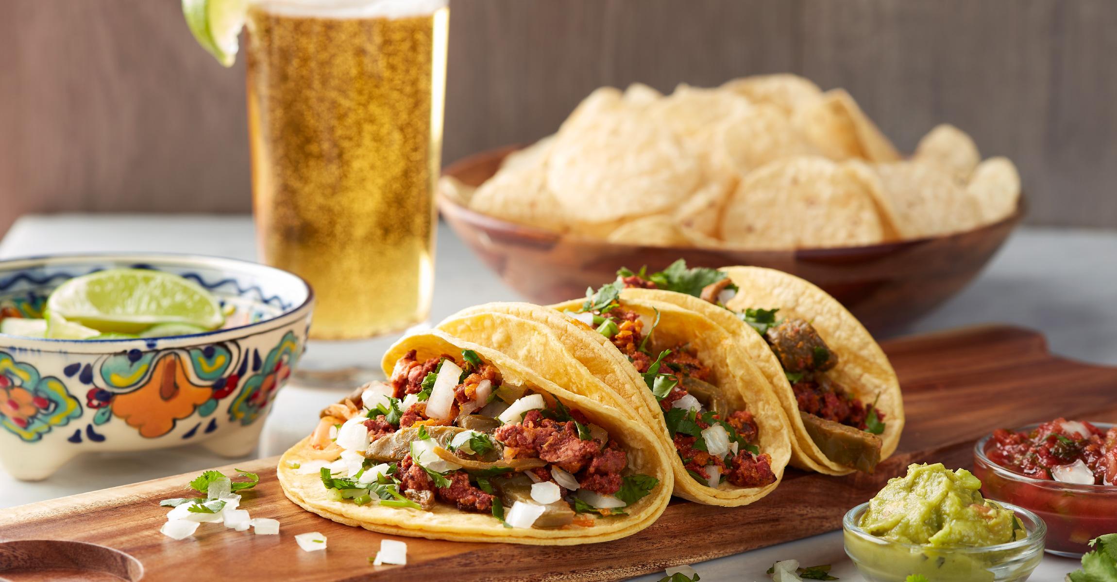 Lifeline tacos